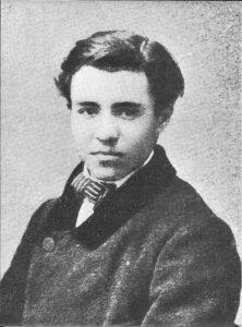 Clemenceau à 16 ans