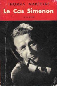 Narcejac Cas Simenon