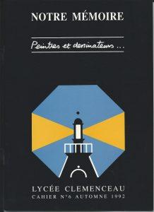 Notre Mémoire Spécial Beaux-Arts 1992 - copie
