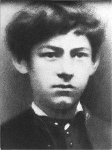 Briand a 16 ans en 1878