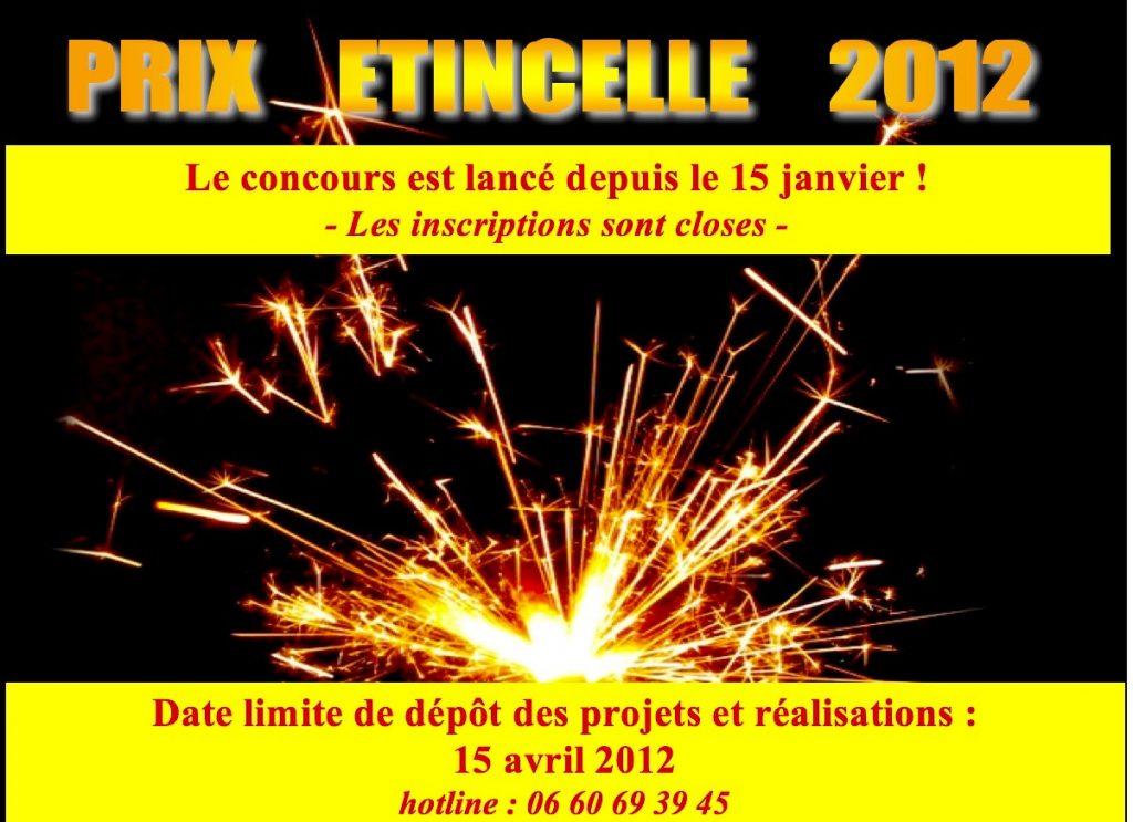 ETINCELLE 2012