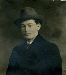 Jacques Vaché en 1914