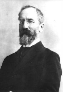 Louis Amieux âgé Claude Merlant
