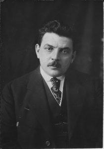 Edouard Herriot vers 1925