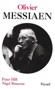 Olivier Messiaen monographie