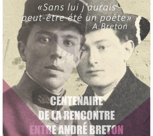 Un centenaire au Lycée Guist'hau : la rencontre de Jacques Vaché et d'André Breton