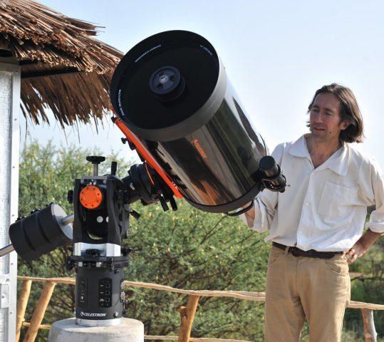 Fête de la Science au Lycée Clemenceau : La navigation astronomique par Olivier Sauzereau