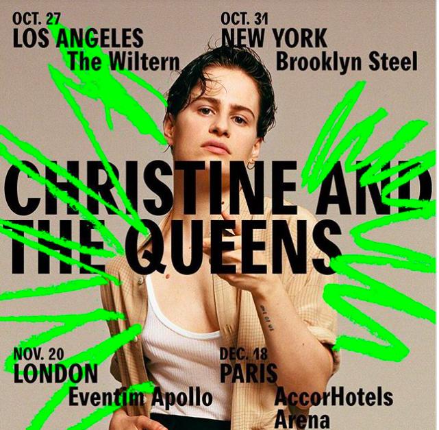 Christine USA 2018