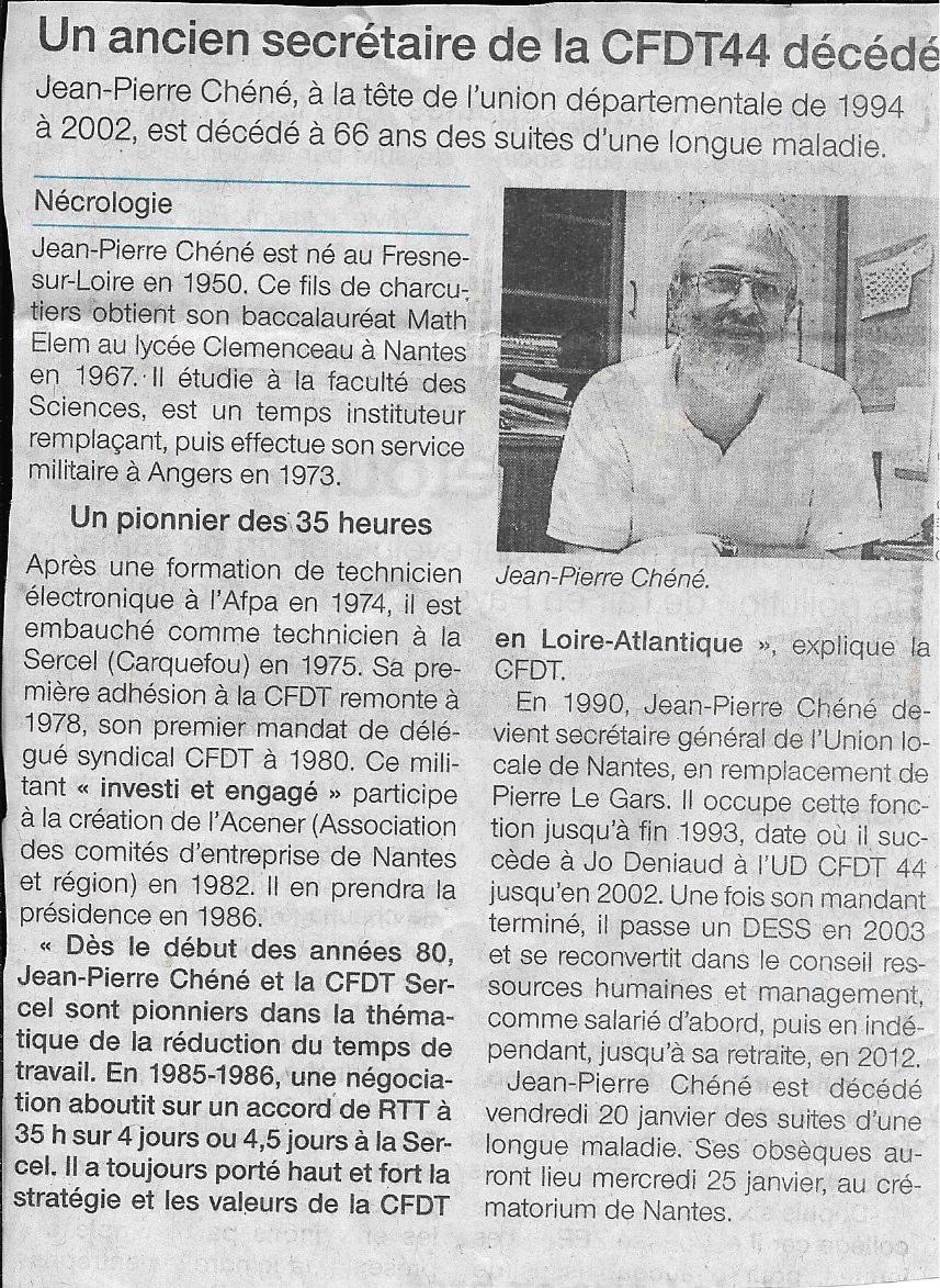 Chéné Jean-Pierre