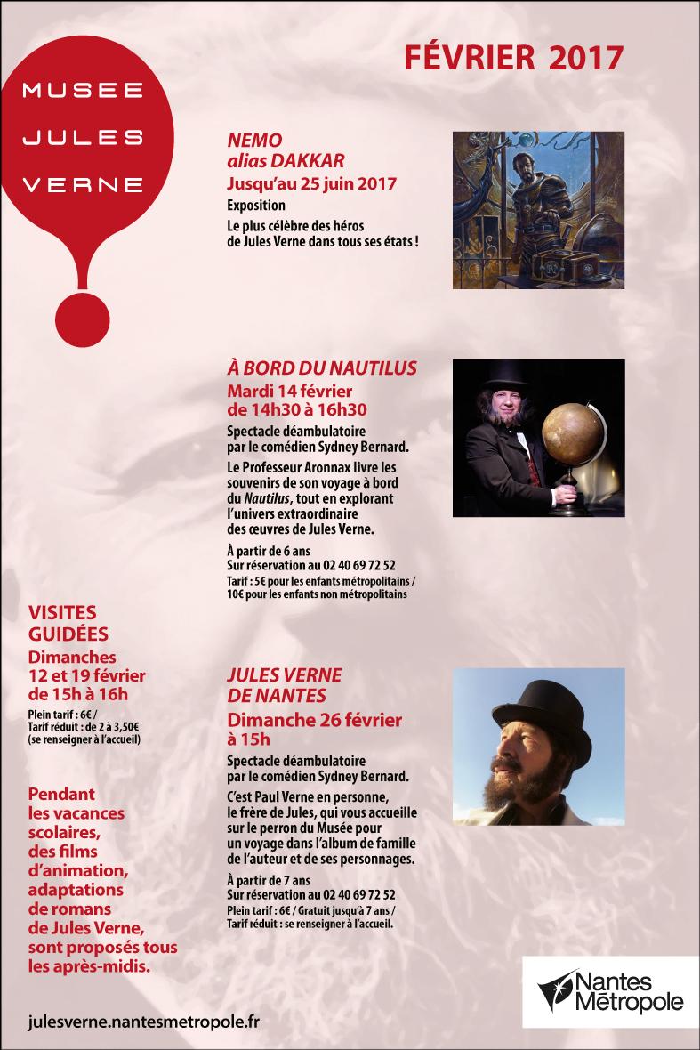 Musée Jules Verne 2017 février