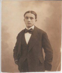 Eugène Hublet 1 février 1913