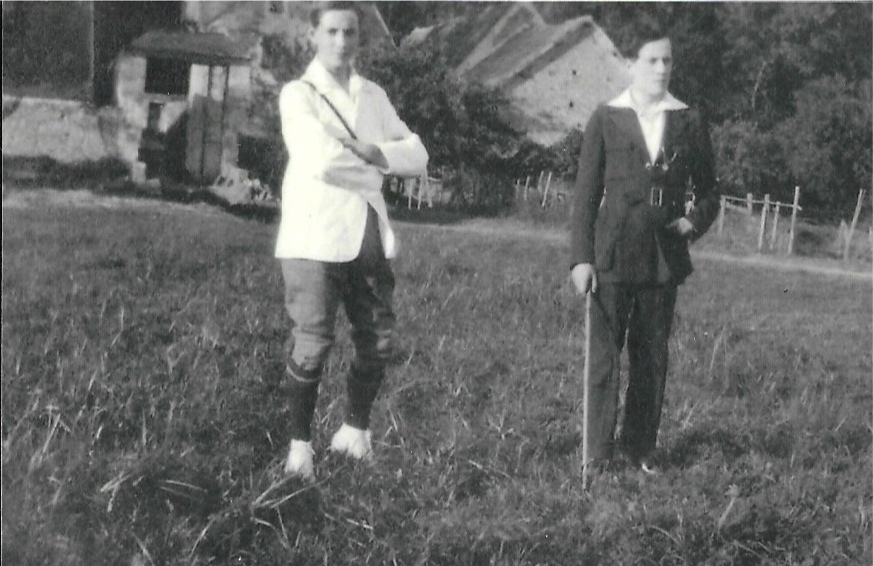 Jean et Jacques Bellemère