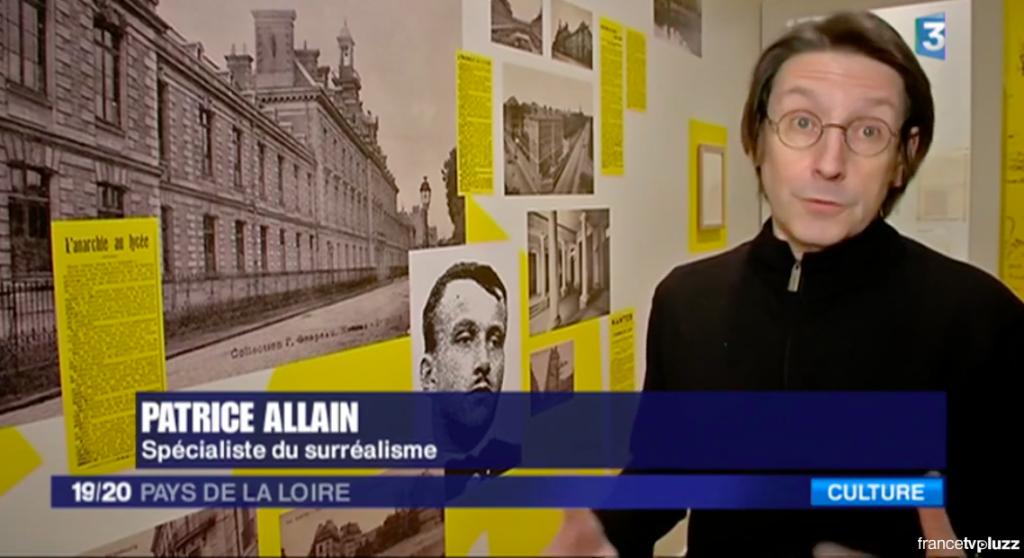 Patrice Allain sur France 3