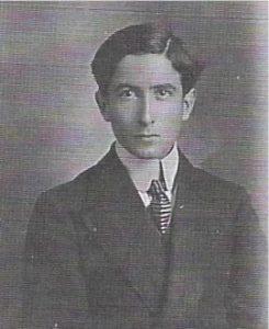 Pierre Riveau à 17 ans