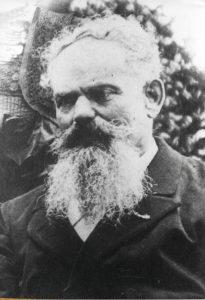 Samuel Korb vers 1913