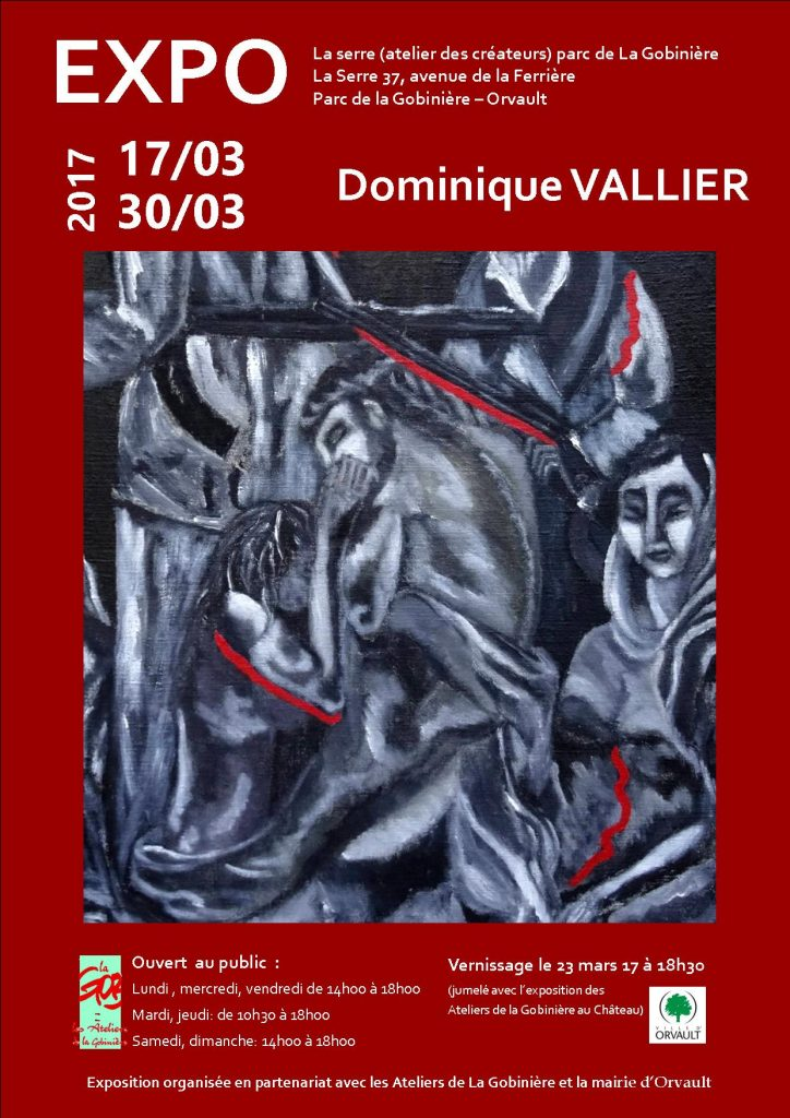 Expo Dominique Vallier