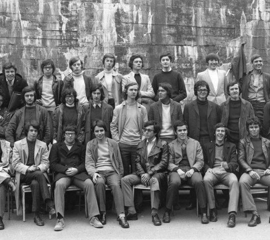 1970 : Une «rentrée chaude» racontée par Hugo Collin