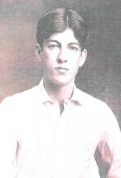 Alan Seeger Portrait