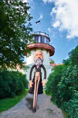 Poupée Jules Verne