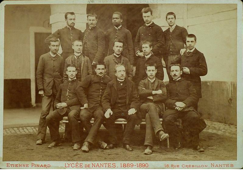 Math Spé 1889-1890