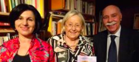 Anne Prouteau et JF Caraës