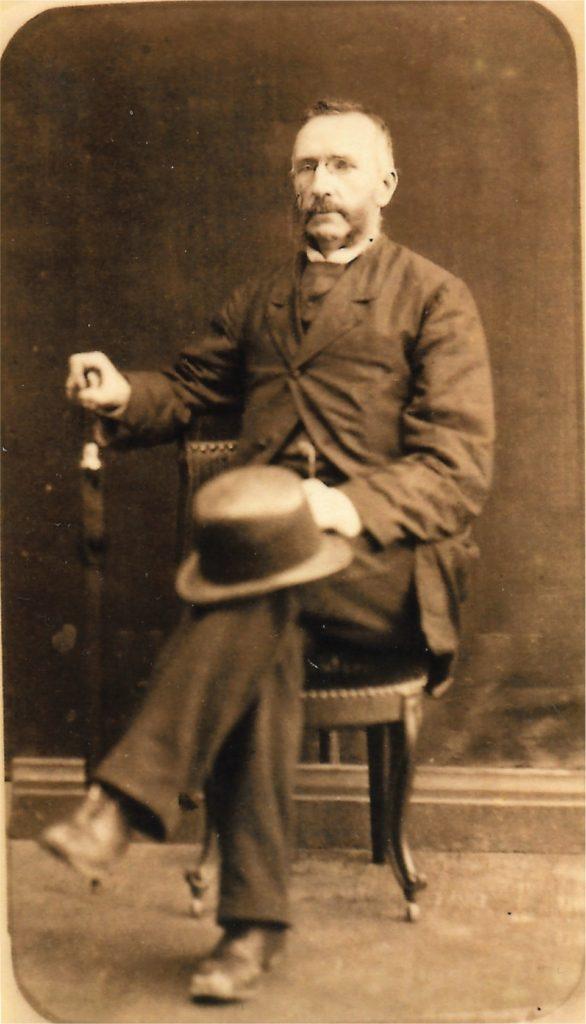 Charles Hastings
