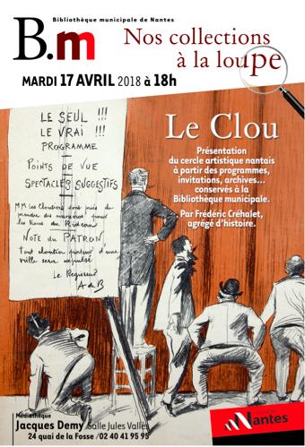 Crehalet Le Clou 17 avril 18