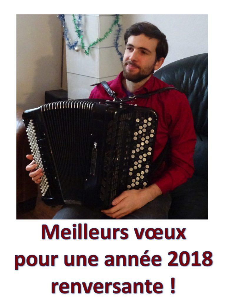 Voeux Pamphile 2018