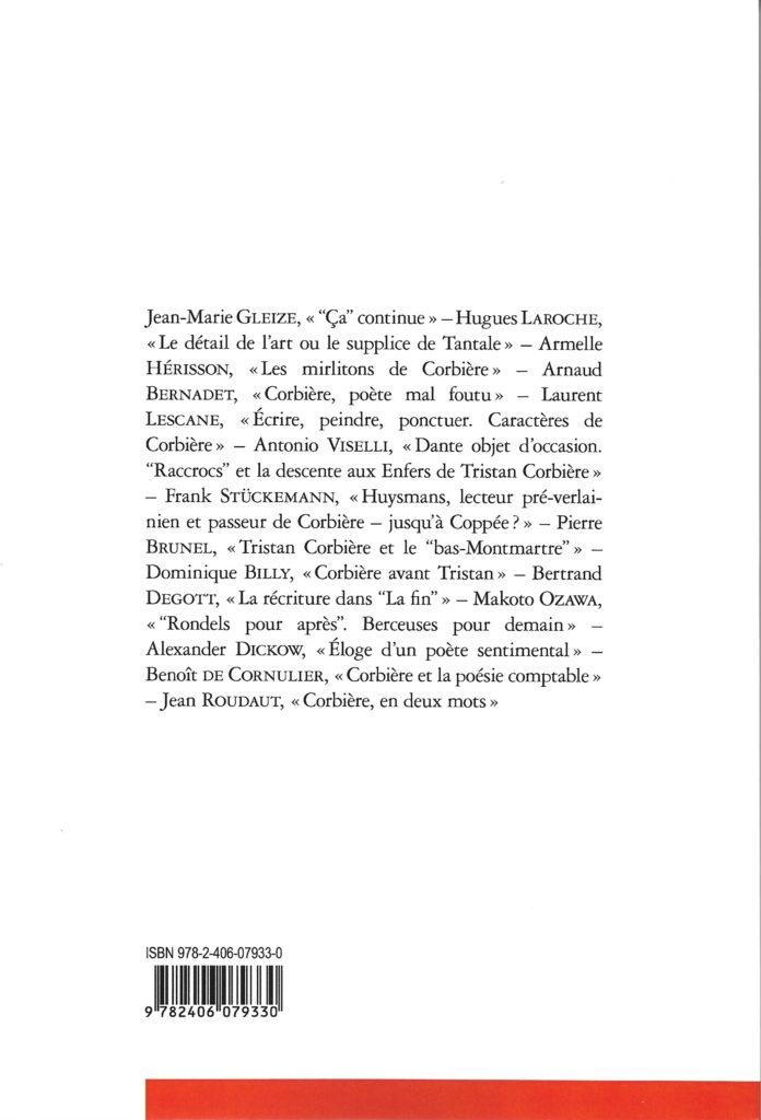 Corbière Cahier n°1-1