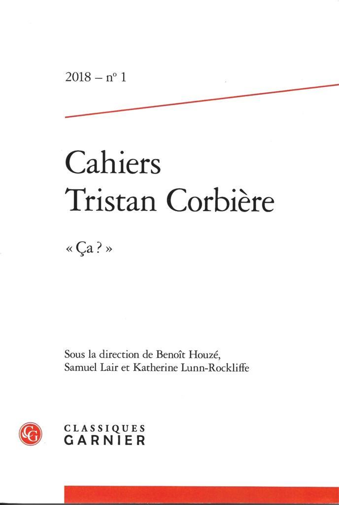 Corbière Cahier n°1