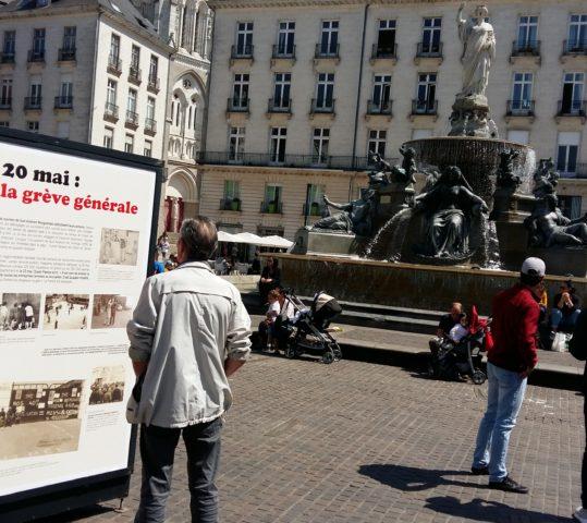 Transmettre l'histoire et la mémoire de Mai 68 aux jeunes générations