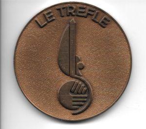 Médaille Le Trèfle