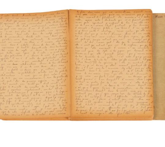 Un récit de jeunesse signé Louis Poirier (Julien Gracq)