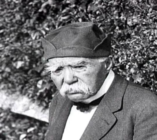 Georges Clemenceau, un «Tigre» dans son jardin