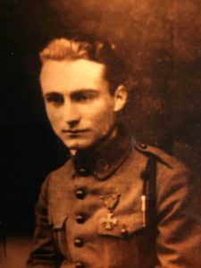 Paul Serre soldat