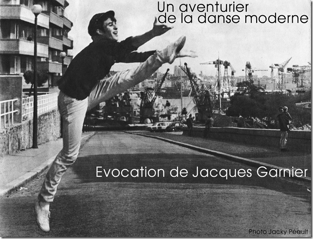 Evocation Jacques Garnier